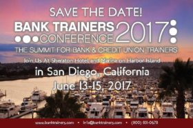 Bank Trainers Conference Postcard